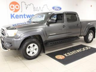 Used 2013 Toyota Tacoma 3 MONTH DEFERRAL! *oac | Automatic | SR5 V6 | 4WD | Cloth Buckets for sale in Edmonton, AB