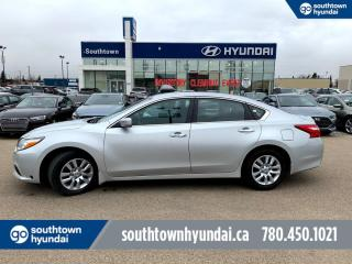 Used 2016 Nissan Altima 2.5/PUSH START/POWER OPTIONS/AIR for sale in Edmonton, AB