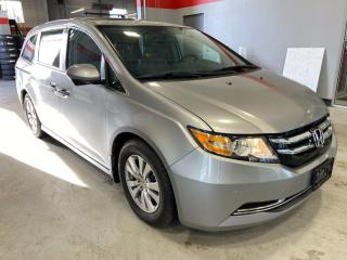 Used 2017 Honda Odyssey EX-L for sale in Red Deer, AB