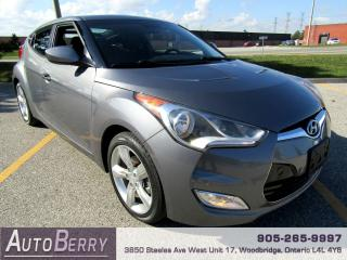 Used 2014 Hyundai Veloster 1.6L - DCT - Auto for sale in Woodbridge, ON