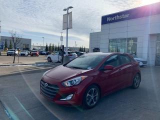 Used 2017 Hyundai Elantra GT SE AUTO/LEATHER/SUNROOF/HEATEDSEATS/POWERGROUP/AC/ for sale in Edmonton, AB