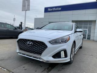 Used 2019 Hyundai Sonata ESSENTIAL/SPORT/SUNROOF/BACK UP CAMERA/HEATED SEATS/BLUETOOTH/AC for sale in Edmonton, AB