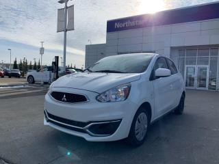 Used 2017 Mitsubishi Mirage ES AUTO/HEATEDSEATS/AC/CRUISE/ for sale in Edmonton, AB