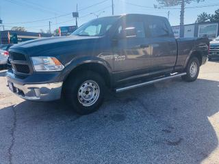 Used 2015 RAM 1500 OUTDOORSMAN for sale in Scarborough, ON