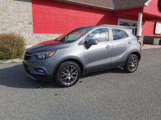 Used 2020 Buick Encore Sport Touring for sale in Cornwall, ON
