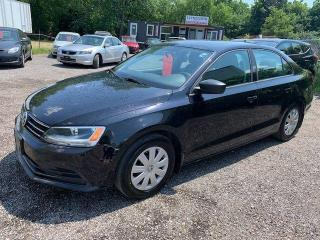 Used 2015 Volkswagen Jetta Trendline for sale in Oshawa, ON