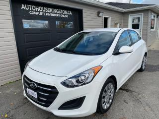 Used 2016 Hyundai Elantra GT GL for sale in Kingston, ON