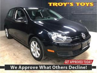 Used 2011 Volkswagen Golf TRENDLINE for sale in Guelph, ON