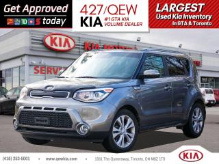 Used 2016 Kia Soul EX+ for sale in Etobicoke, ON