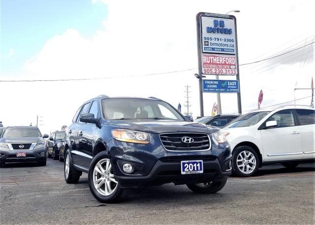 2011 Hyundai Santa Fe No Accidents | AWD| Sunroof | Heated seats