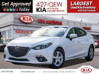 Used 2014 Mazda MAZDA3 GS-SKY for sale in Etobicoke, ON