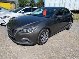 Used 2015 Mazda MAZDA3 GX for sale in Oshawa, ON