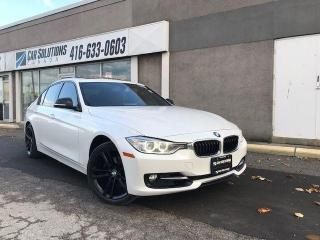 Used 2013 BMW 3 Series 328i XDRIVE-NAVI-RED LEATHER for sale in Toronto, ON