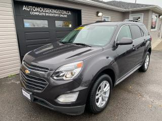 Used 2016 Chevrolet Equinox LT All Wheel Drive for sale in Kingston, ON