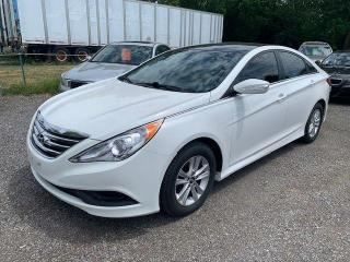 Used 2014 Hyundai Sonata GL for sale in Oshawa, ON