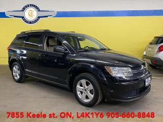 Used 2011 Dodge Journey Canada Value Pkg, 2 Years Warranty for sale in Vaughan, ON