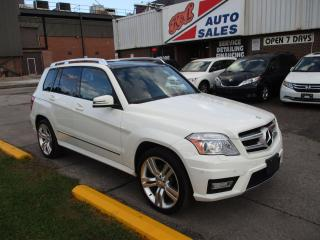 Used 2012 Mercedes-Benz GLK-Class GLK 350 ~ 4 MATIC ~ LOW KM for sale in Toronto, ON