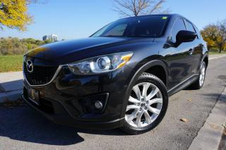 Used 2013 Mazda CX-5 GT / NAVIGATION / NO ACCIDENTS / LOCAL CAR / CLEAN for sale in Etobicoke, ON