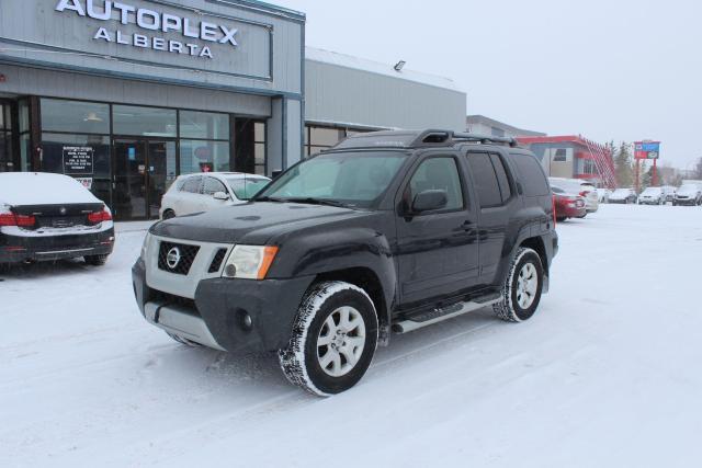 2011 Nissan Xterra SV