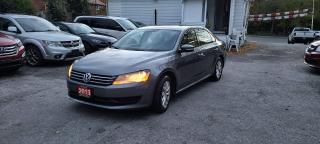 Used 2013 Volkswagen Passat Trendline for sale in Scarborough, ON