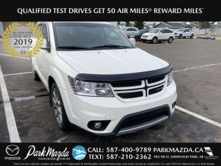Used 2012 Dodge Journey R/T Rallye for sale in Sherwood Park, AB