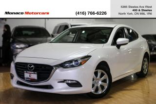 Used 2017 Mazda MAZDA3 GX AUTO - NAVIGATION|BACKUP CAMERA|2xTIRES for sale in North York, ON