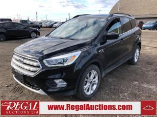 Used 2017 Ford Escape SE 4D Utility AWD 2.0L for sale in Calgary, AB