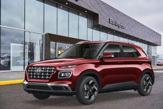 New 2021 Hyundai Venue Fifth A VENUE PREFERRED TWO TONE for sale in Burlington, ON