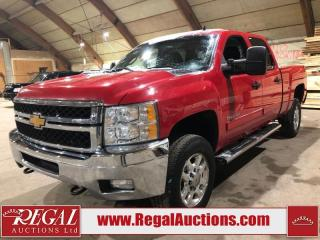 Used 2013 Chevrolet Silverado 2500 LT 4D Crew CAB 4WD for sale in Calgary, AB