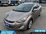 Photo of Beige 2012 Hyundai Elantra