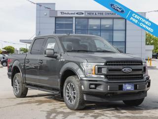 New 2020 Ford F-150 XLT 302A FX4 SPORT PKG | NAV | MOONROOF | RMTE STRT for sale in Winnipeg, MB