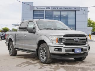 New 2020 Ford F-150 XLT 302A FX4 SPORT PKG | NAV | REMOTE STRT for sale in Winnipeg, MB