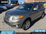 Photo of Mineral Gray 2011 Hyundai Santa Fe