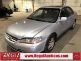 Photo of Silver 2002 Honda Accord