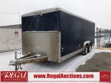 Photo of Blue 2002 Wells Cargo AW2022 T/A ENCLOSED CARGO TRAILER