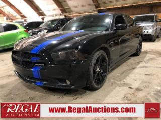 Used 2011 Dodge Charger RT 4D Sedan for sale in Calgary, AB