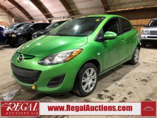 Used 2012 Mazda MAZDA2 4D SEDAN for sale in Calgary, AB