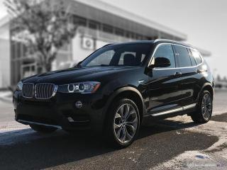 Used 2017 BMW X3 xDrive28i ENHANCED - LOW MILEAGE! for sale in Winnipeg, MB