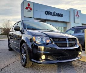 Used 2016 Dodge Grand Caravan SXT Blacktop Edition for sale in Orléans, ON