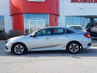 Used 2017 Honda Civic LX No Accidents for sale in Winnipeg, MB