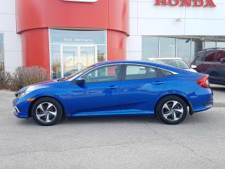 Used 2020 Honda Civic LX No Accidents - One Owner, LIKE NEW for sale in Winnipeg, MB