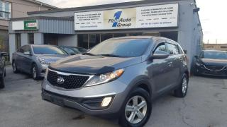 Used 2015 Kia Sportage LX for sale in Etobicoke, ON