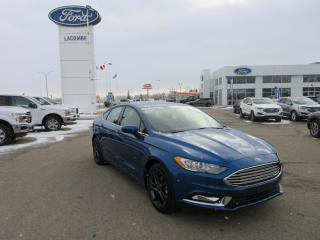 Used 2018 Ford Fusion SE for sale in Lacombe, AB