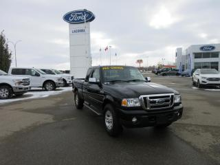 Used 2011 Ford Ranger XLT for sale in Lacombe, AB
