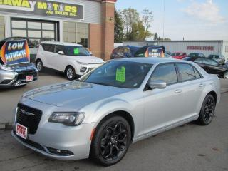 Used 2019 Chrysler 300 S V6 AWD for sale in Brockville, ON