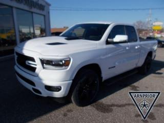 New 2021 RAM 1500 SPORT for sale in Arnprior, ON