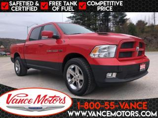 Used 2012 RAM 1500 SPORT for sale in Bancroft, ON