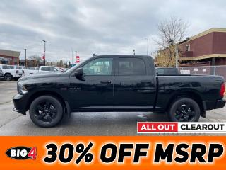 New 2020 RAM 1500 Classic ST for sale in Calgary, AB