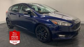 Used 2017 Ford Focus HB SEL *NAVIGATION - APPLE CARPLAY - SUNROOF* for sale in Winnipeg, MB