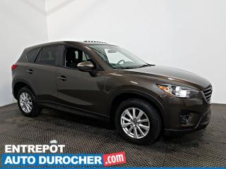 Used 2016 Mazda CX-5 GS AWD NAVIGATION - Automatique - TOIT OUVRANT - for sale in Laval, QC